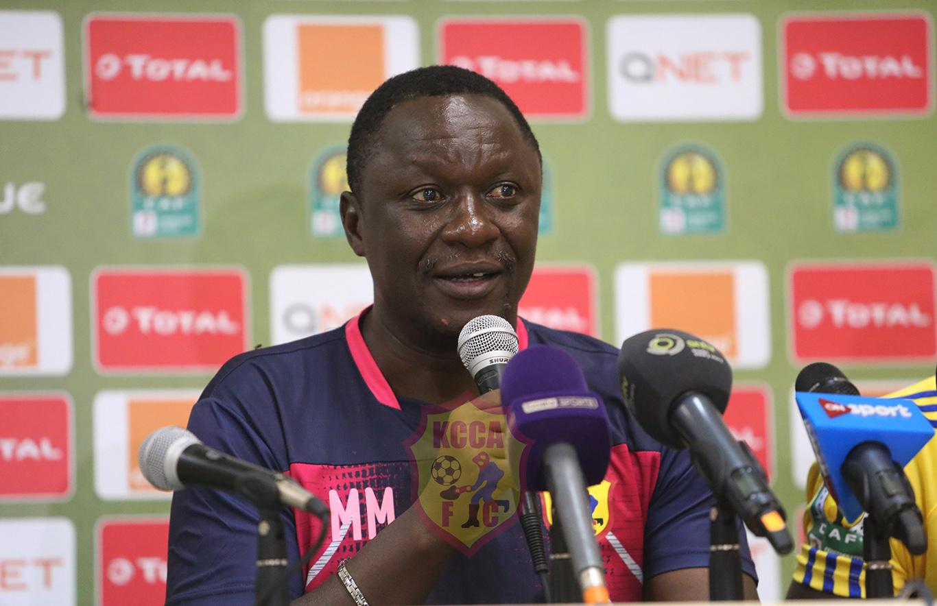 CAF CL Qualifiers | There is still hope – Mike Mutebi