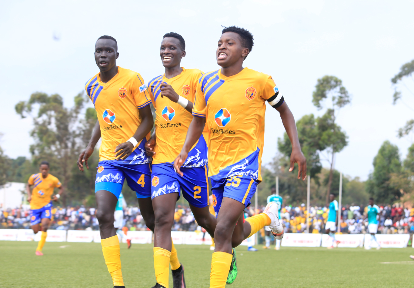 KCCA FC cruise to Pilsner Super 8 finals.
