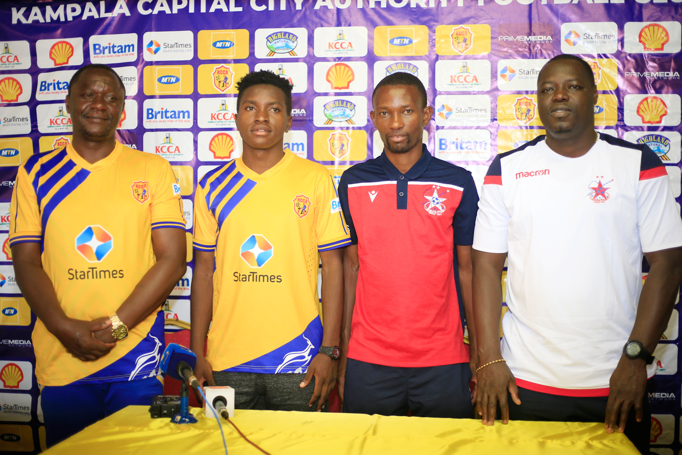 The Preview: KCCA FC vs AFRICAN STARS FC – CAF Champions League