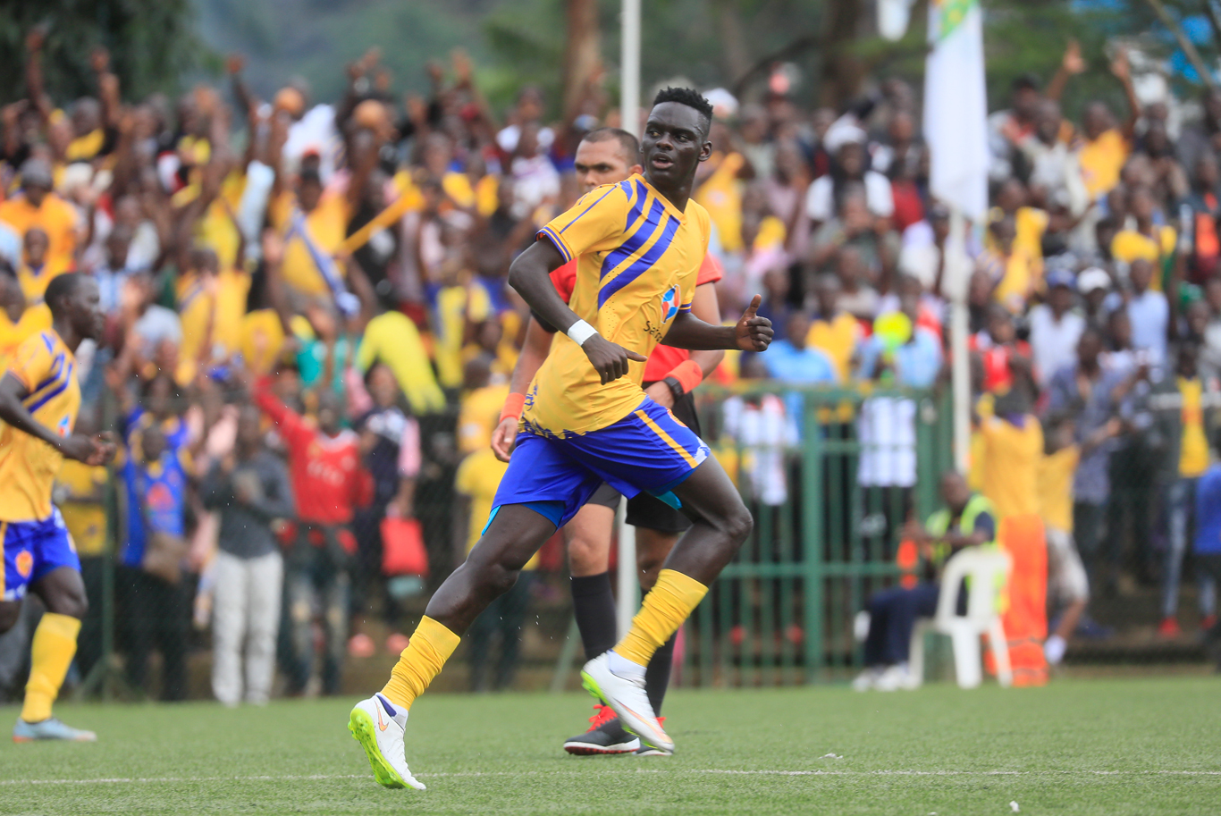 Transfer: Kizza to join Montreal Impact, loaned back at KCCA FC