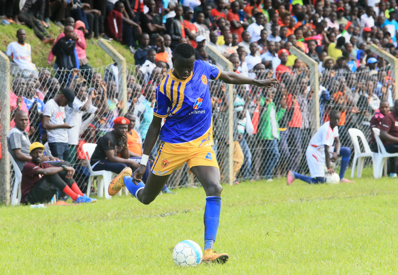 10 KCCA FC players summoned for U20 National Duty