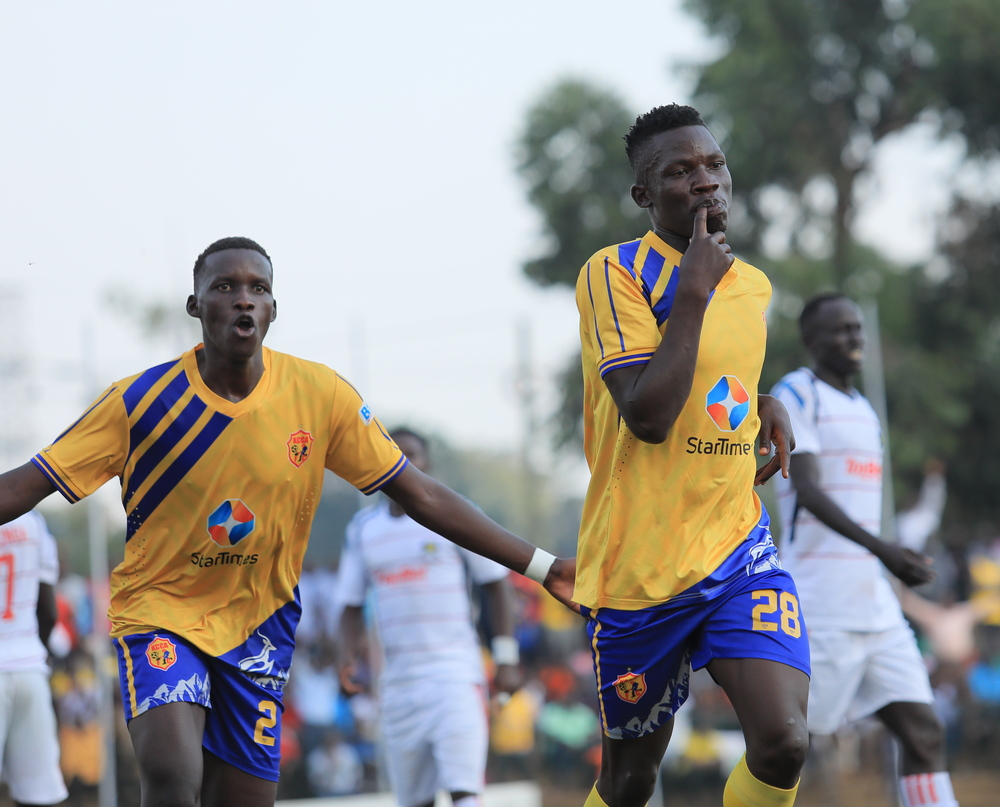 Obenchan's fine finish ushers KCCA FC into the new decade. | SUPL