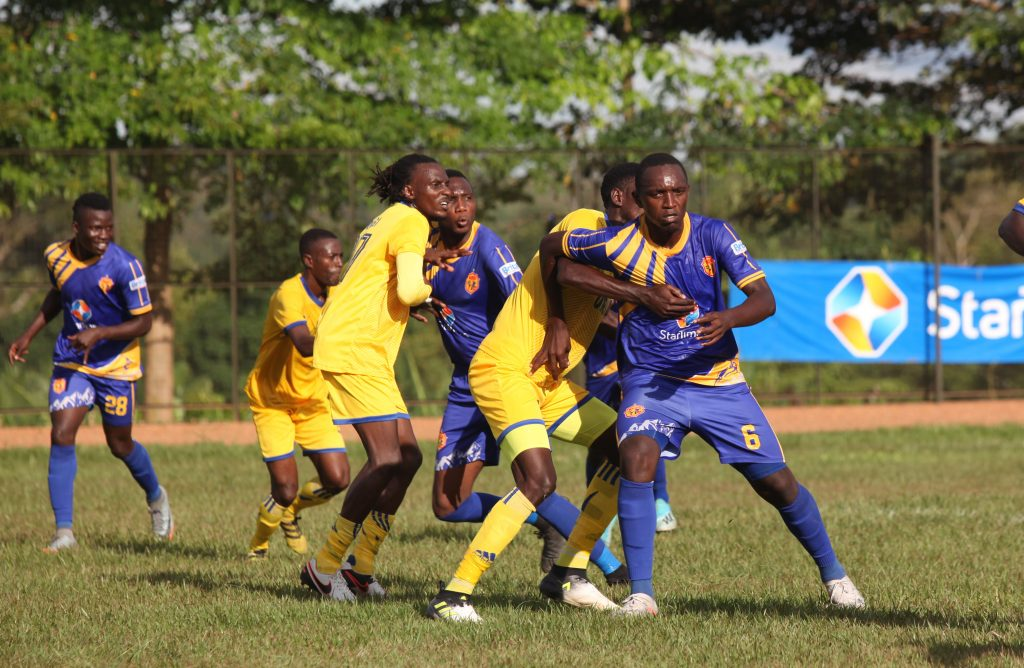 MATCH REPORT | URA FC 2-1 KCCA FC - KCCA FC Official Website