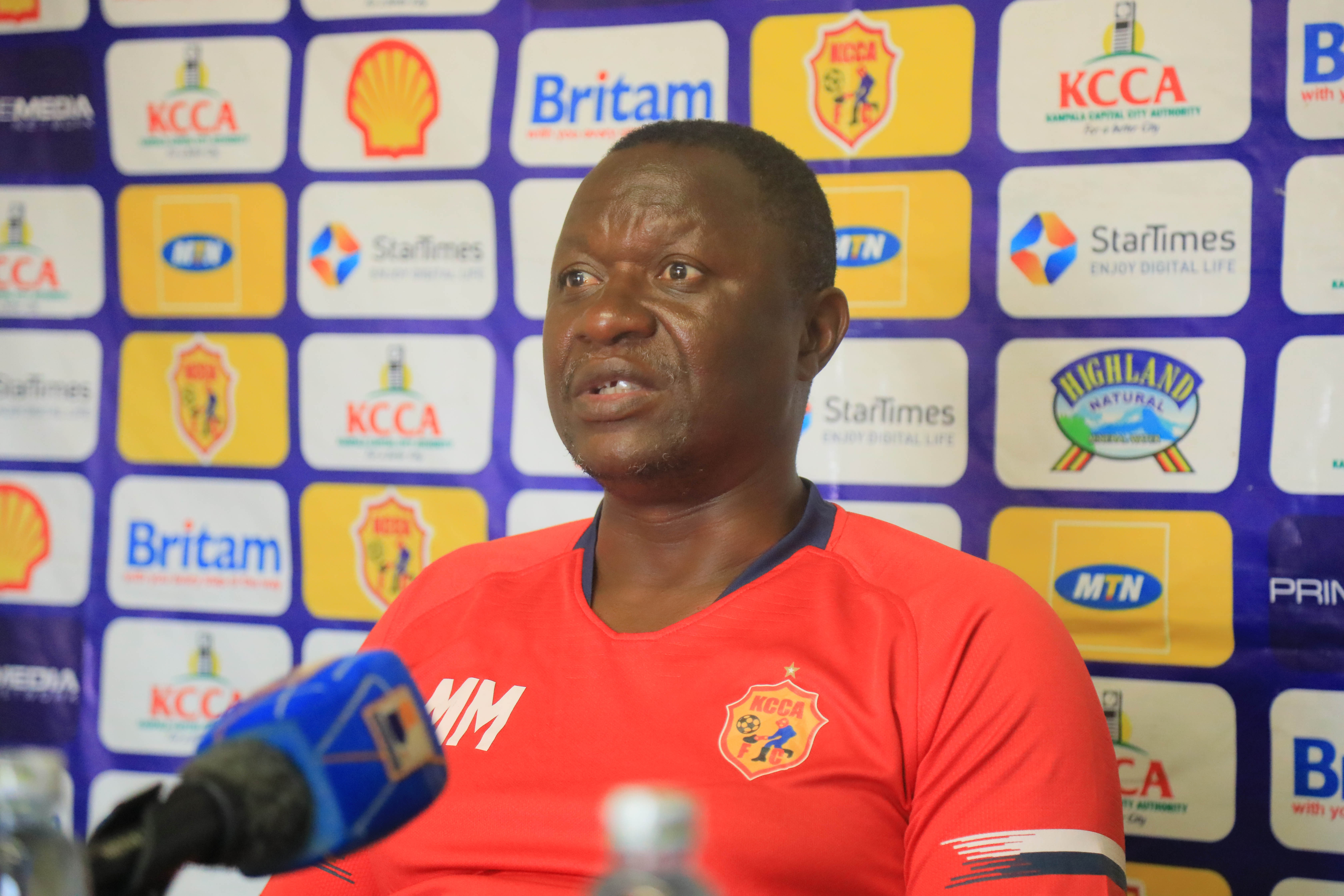 We are signing players for long term – Mike Mutebi
