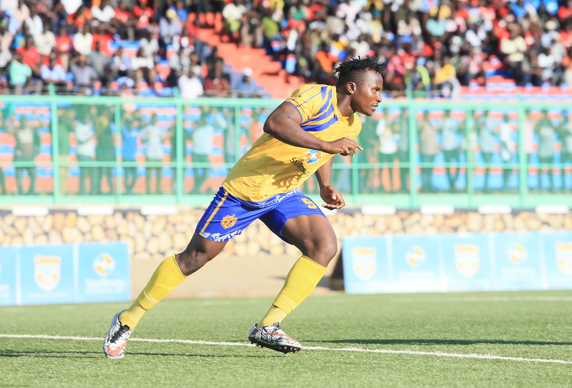 Odumegwu departs