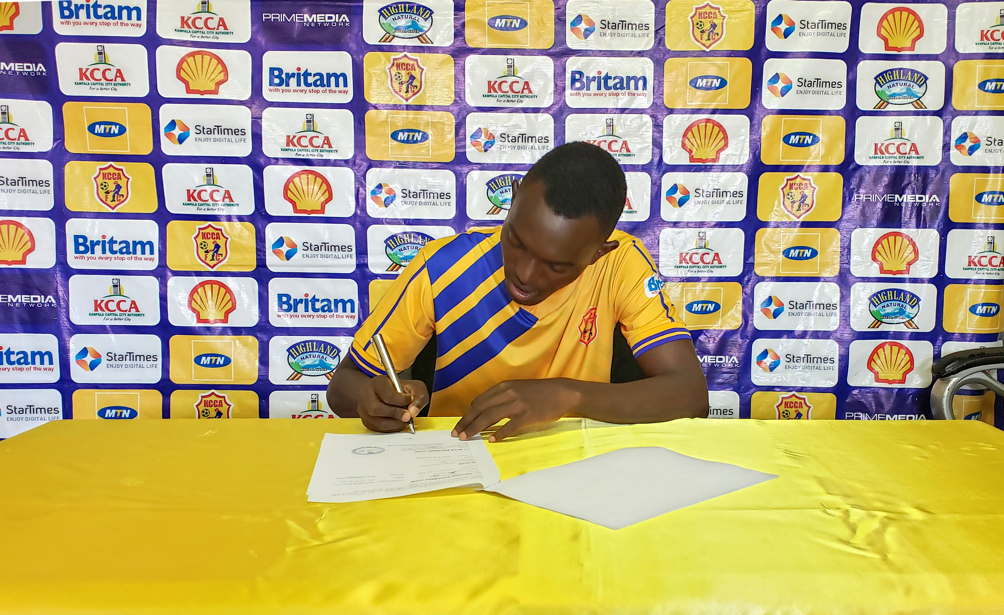 New Signing: Anukani joins KCCA on Loan