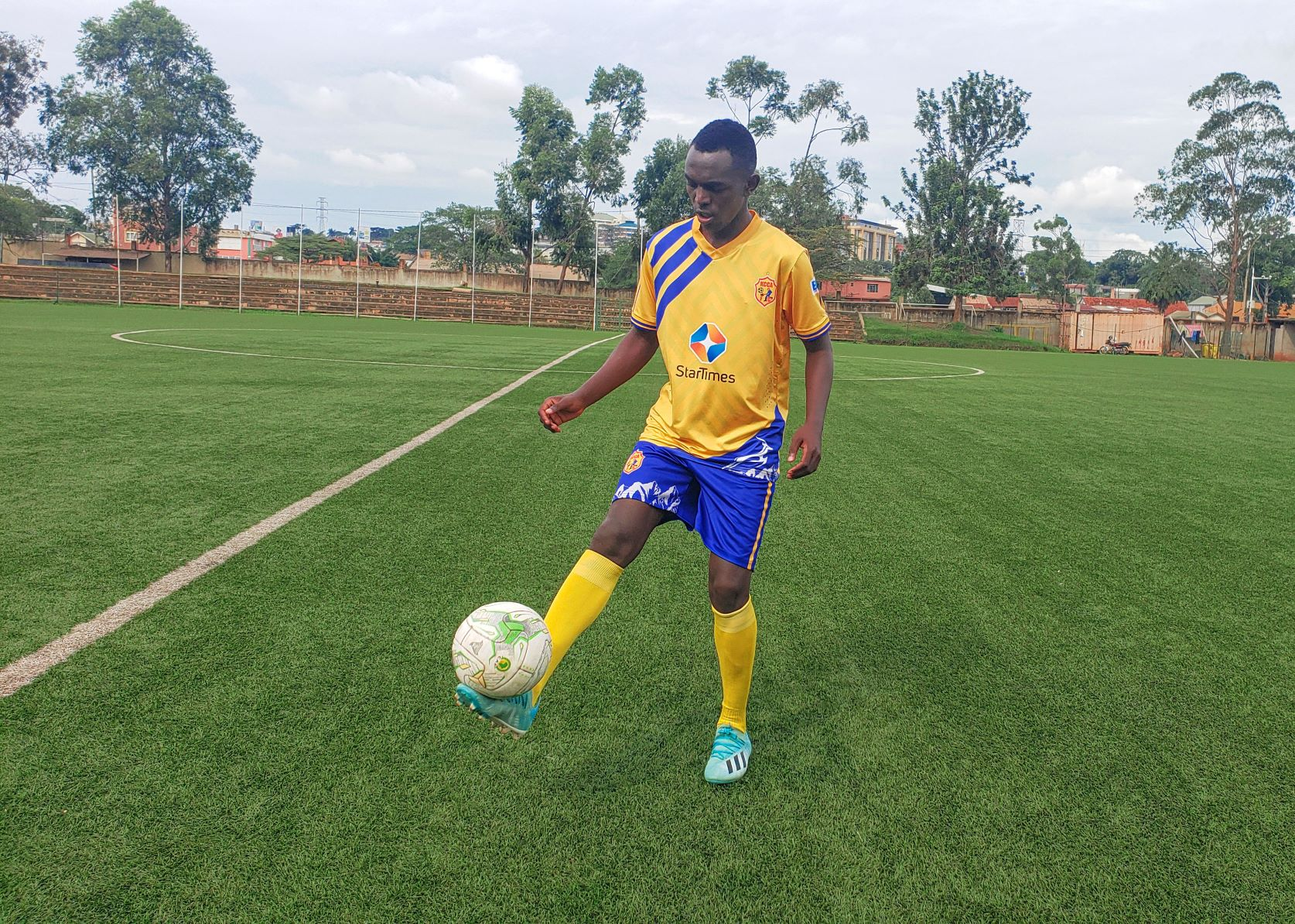 KCCA move is the best decision of my career – Bright Anukani