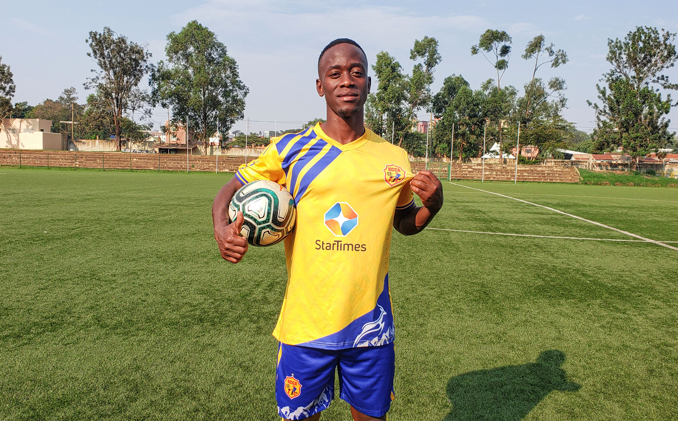 New Signing: KCCA FC is the right place for me to develop further – Aheebwa