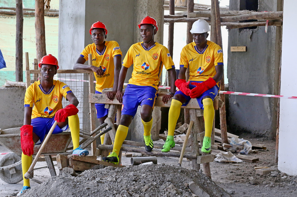 KCCA FC LAUNCHES 2020/21 HOME JERSEY | THE STORY BEHIND THE KIT DESIGN
