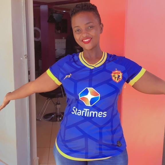 Najjemba Sophie appointed acting Fans President