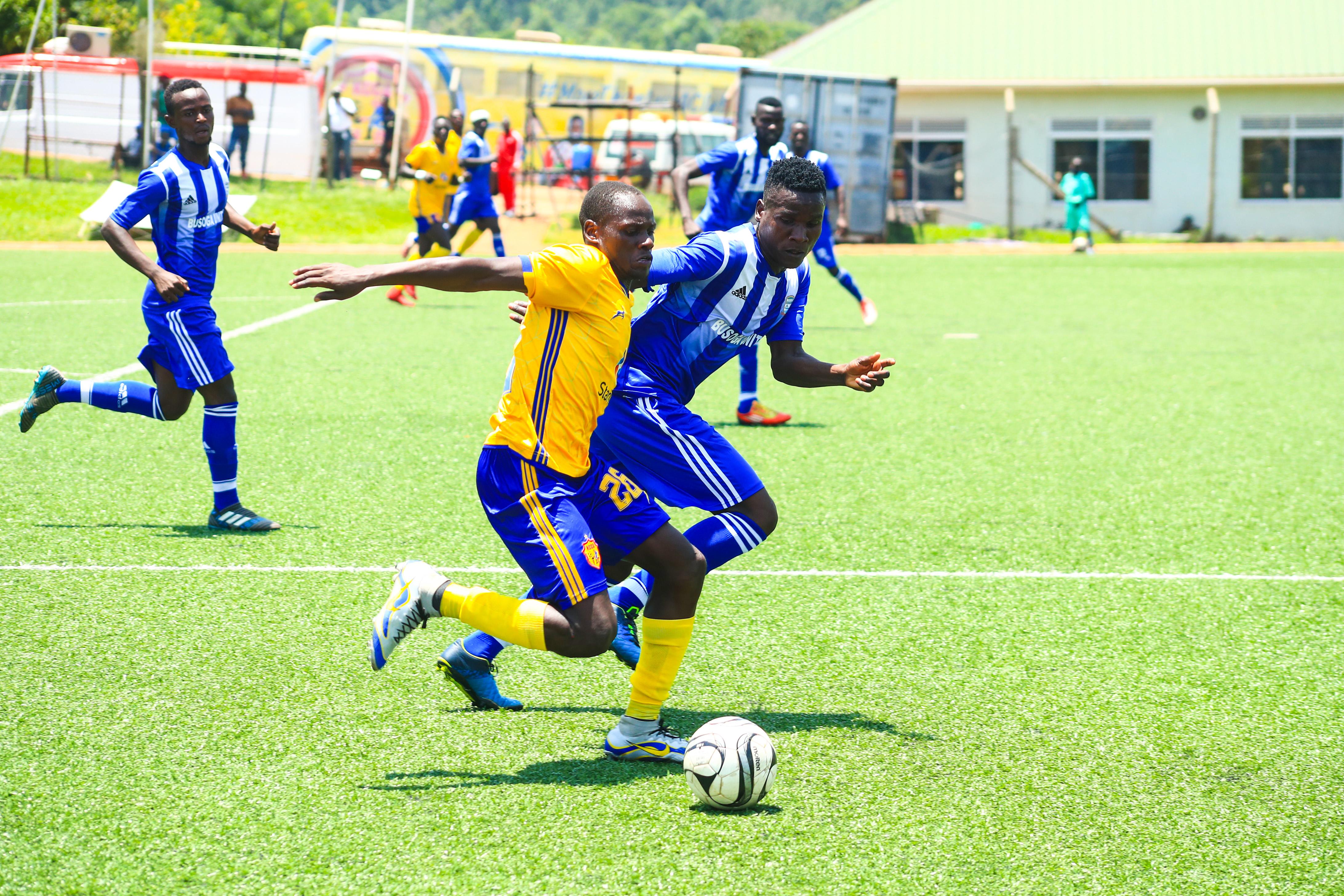 BUSOGA FC 0:4 KCCA FC. TUES.2ND.MARCH.2020