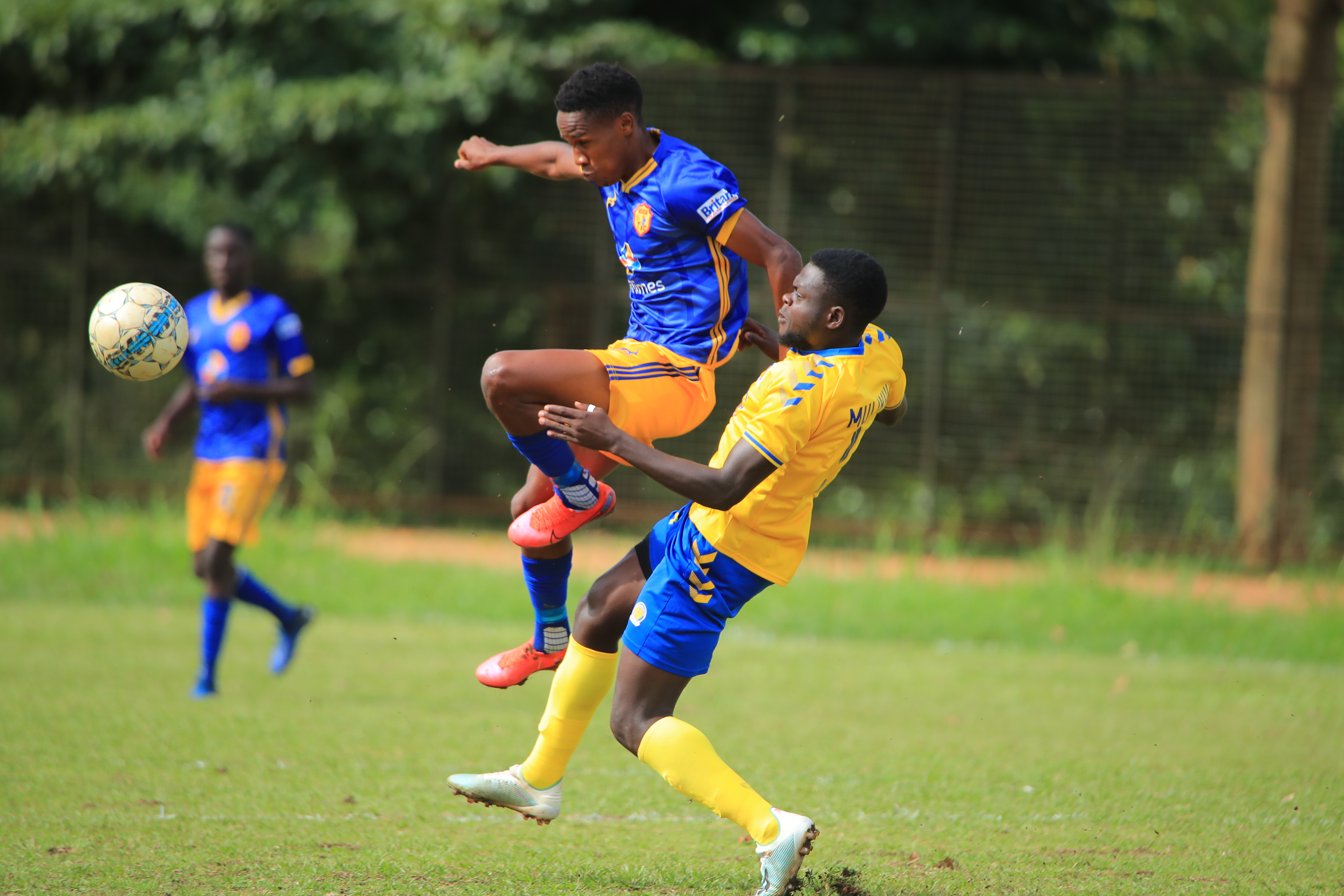 URA FC 2:0 KCCA FC, SUPL GAME, 13TH,04,2021.