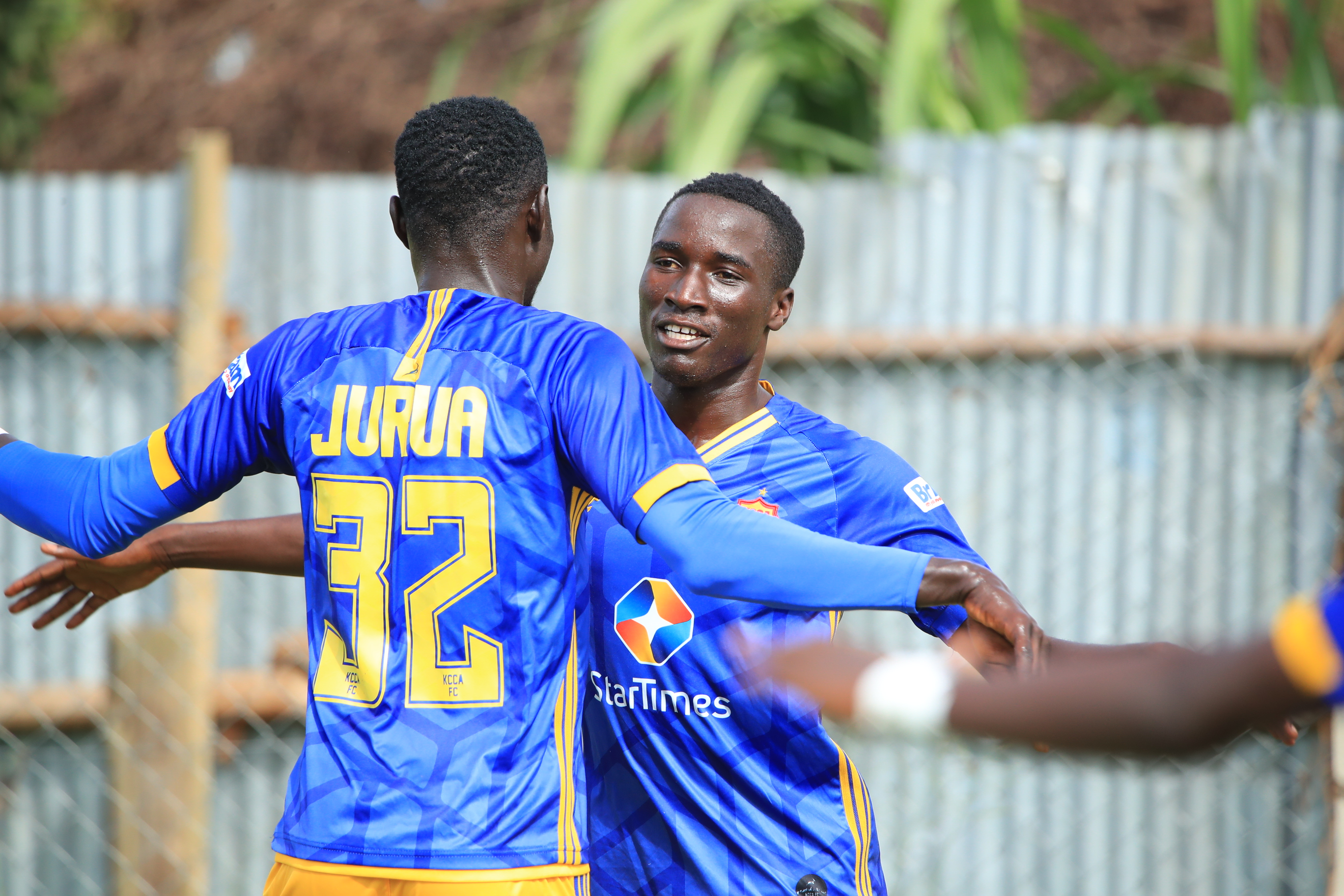 GALLERY | MAROONS FC 0-2 KCCA FC, Stanbic Uganda Cup, Round of 16 | 1st Leg. 2nd.MAY.2021