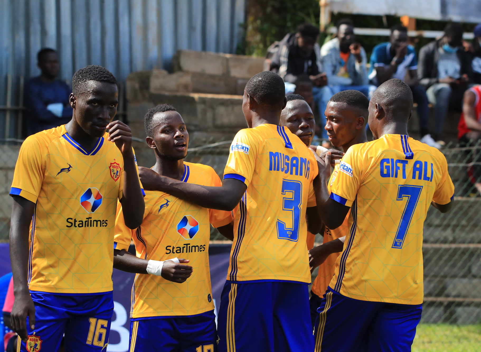 GALLERY | KCCA FC 3 – 0 MAROONS FC | STANBIC UGANDA CUP 2nd LEG | Rd of 16 | WED.05.MAY.2021