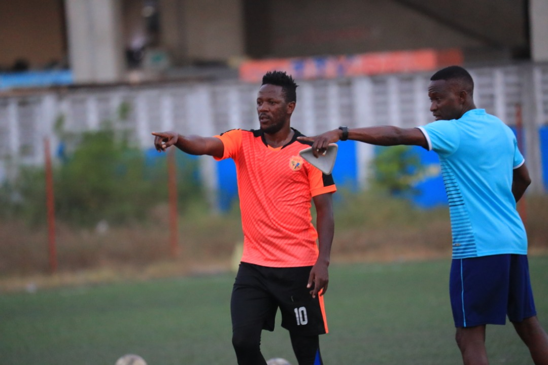 Juma Balinya leaves KCCA FC by mutual consent