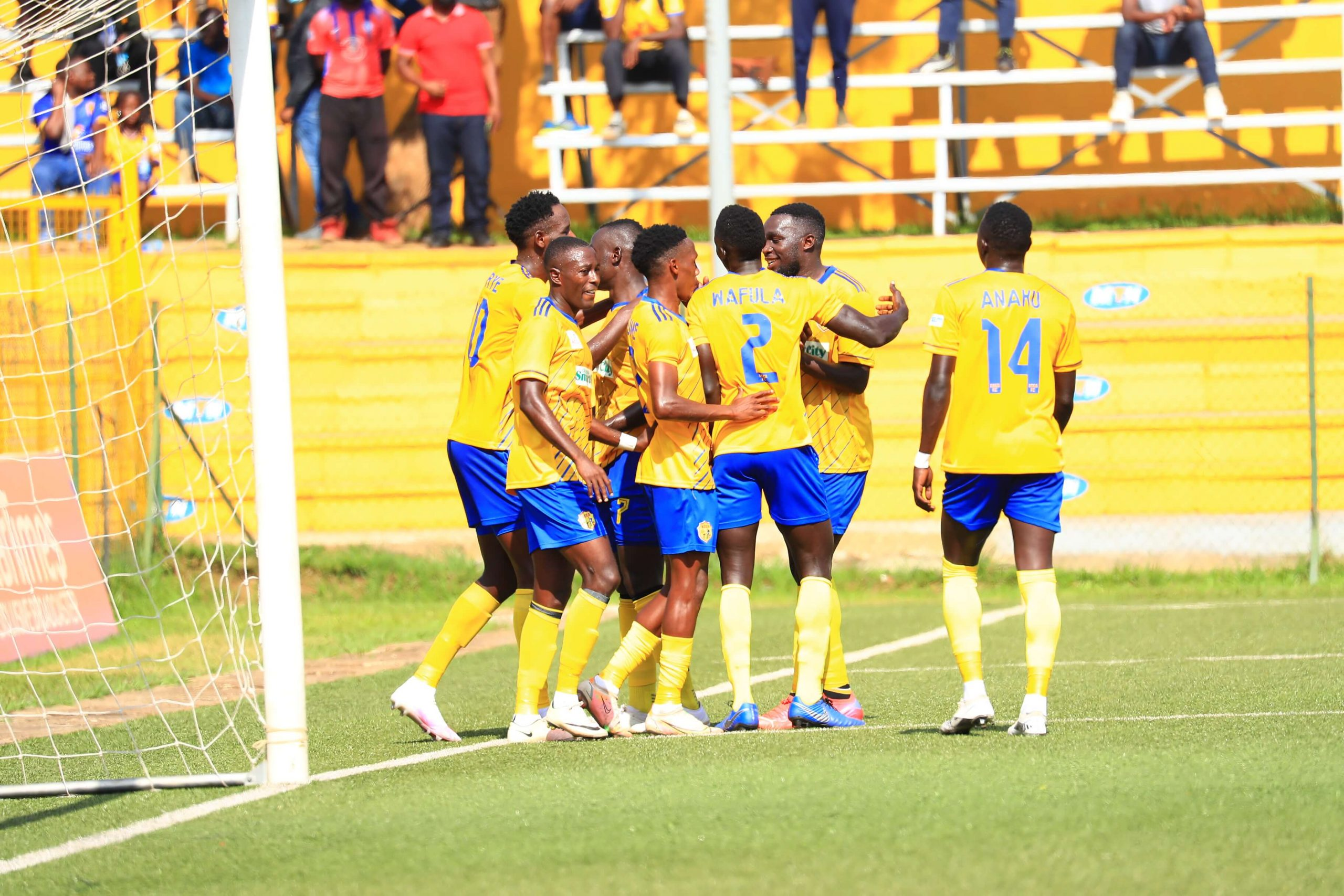 Match Report | KCCA FC pick three points in first home game | UPL