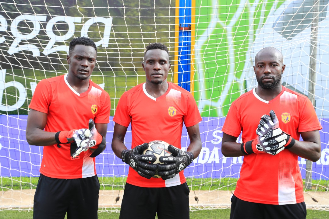 Partnership – OneTEX Pro is KCCA FC's official Goal Keeper Gloves Partner